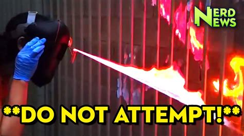 heat vision fan creates real heat vision do not attempt