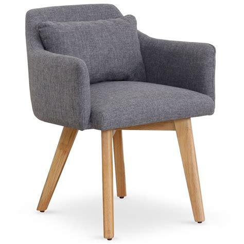 fauteuil 70 cm fauteuil scandinave quot alan quot 70cm gris clair