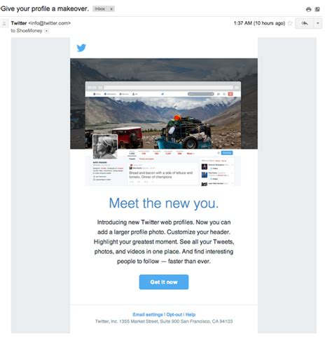 what does layout on twitter mean new twitter profile looks like facebook and what it means