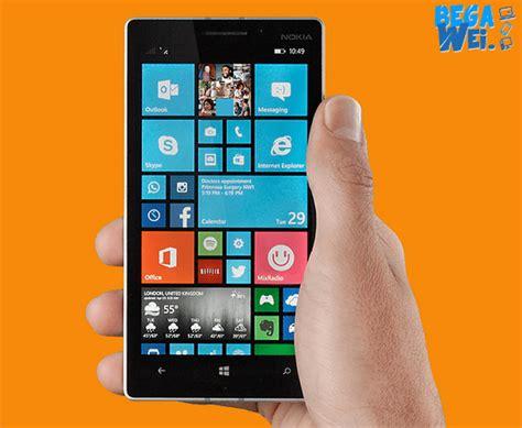 Hp Nokia Lumia Selfie spesifikasi dan harga nokia lumia 735 begawei