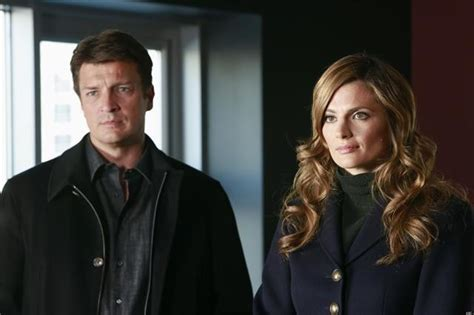 castle season 8 nathan fillion to return what about can castle go on without kate beckett tv news zimbio