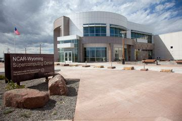 renderings of the nwsc facility ncar wyoming first place ncar wyoming supercomputing center recognized