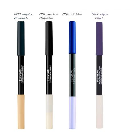 Eyeliner Pencil Revlon revlon photoready kajal eyeliner brightener