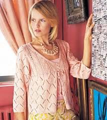 Viona Cardi ravelry designer knitting summer 2009 patterns