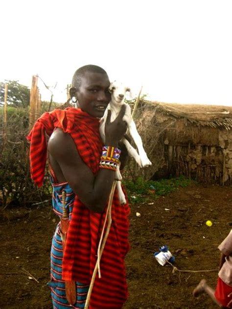styling kenyan kenya masai style