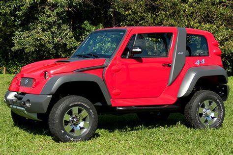 Stark Jeep Chinesa Zotye Assume Montadora Brasileira Tac Motors Autoo