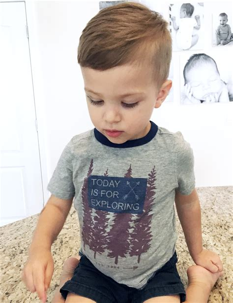 pictures for a two year old boy haircut first days home with gabi the love notes blog