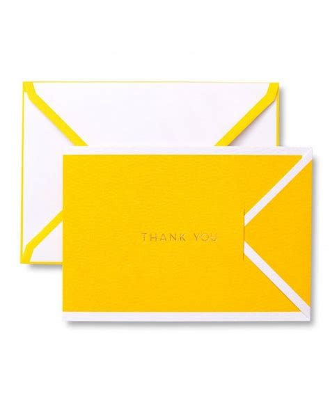 Tri Fold Thank You Cards note cards thank you cards by gartner studios