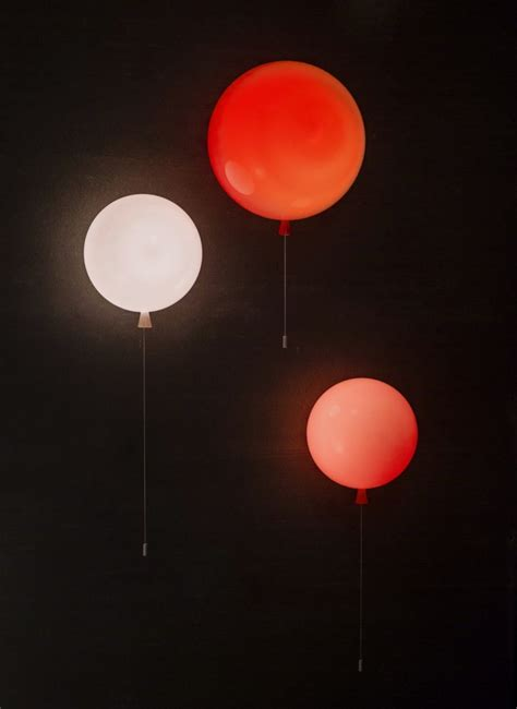 Balloons With Lights In Them » Home Design 2017