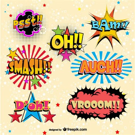 imagenes de historietas retro cartel de bocadillos buscar con google decoraci 243 n