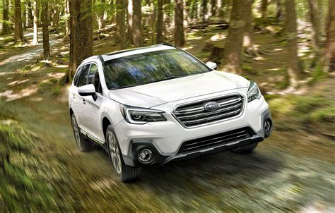 subaru truck 2018 2018 subaru outback refreshed for 2018 the car magazine