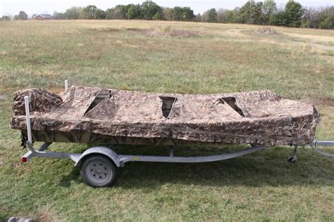 jon boat duck blind ideas img duck blind pinterest duck blind and layouts