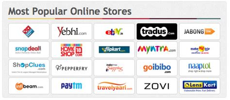 knoji online store reviews find compare retailers top 10 online shopping sites in india