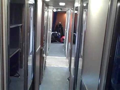 Amtrak Sleeper Car Tour by Amtrak Empire Builder Roomette Sleeper Room Tour And