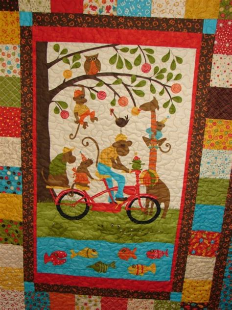 Quilt Panel Patterns by Quilt Patterns And Easy Throw Or By Littlelouisequilts