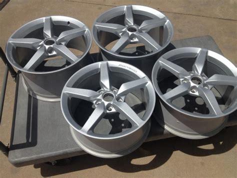 2014 corvette wheels gm oem c7 and z51 2014 corvette wheel sets for sale