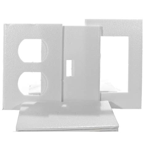 Electrical Home Depot by King Foam Electrical Outlet And Wall Plate