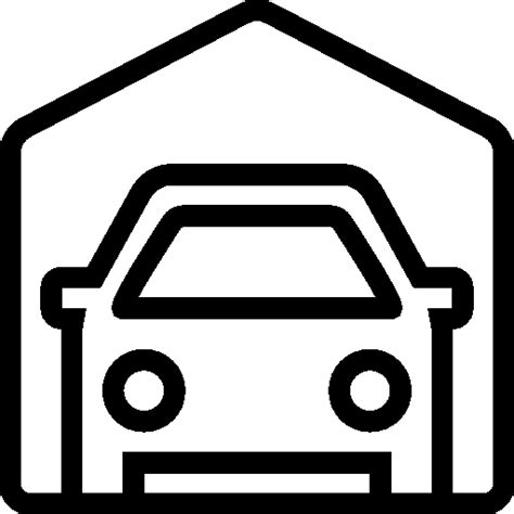Garage Icon by Household Garage Icon Ios 7 Iconset Icons8