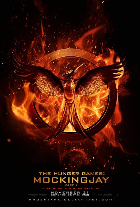 For Part I by The Hunger Mockingjay Part 1 Review