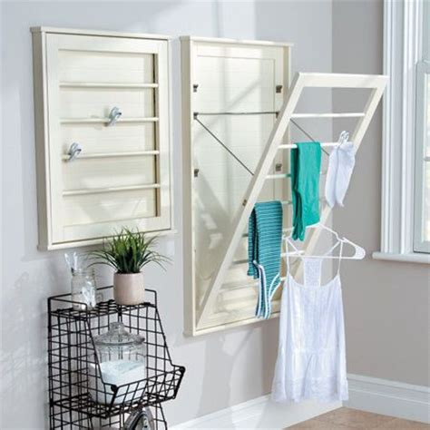 Wall Drying Rack Laundry Room by Best 25 Drying Racks Ideas On Laundry Room