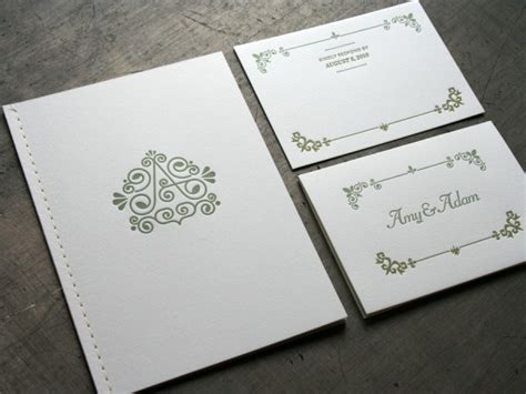 booklet wedding invitation stitched booklet wedding invitation 171 beast pieces