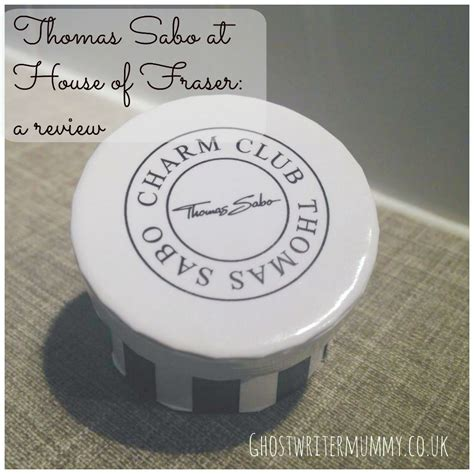 house of fraser reviews thomas sabo at house of fraser a review