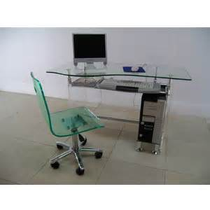 Acrylic Computer Desk Clear Acrylic Office Desk Xianvanjin Traderscity