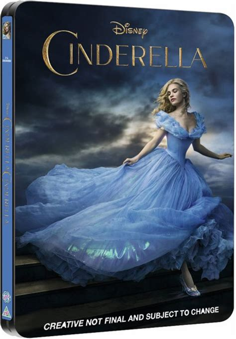 cinderella film blu ray cinderella zavvi exclusive limited edition steelbook blu