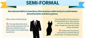 semi formal wedding dress code all women dresses