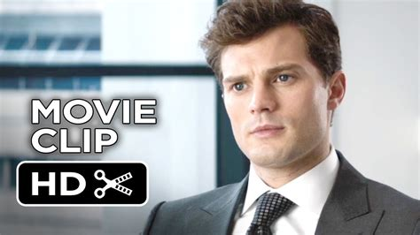 film fifty shades of grey rilis fifty shades of grey movie clip the interview 2015