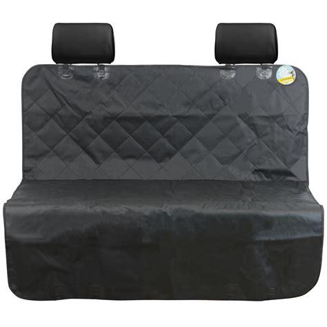 waterproof back seat car covers me my premium waterproof pet car seat cover rear