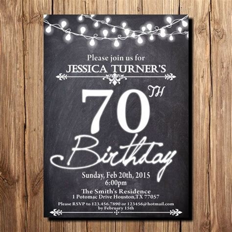 wording 70th birthday invitations 70th birthday invitations wording new invitations