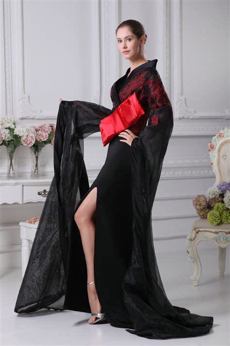 2pcs Japanese Style Dress 2014 new special prom dress custom made black grey blue green quinceanera dress mesh jpg