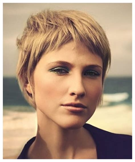 chin length pixie hairstyles a hybrid haircut combining a pixie and a bob short micro