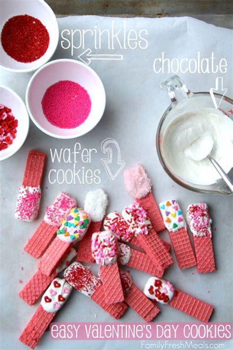 easy valentines treats 44 best s day treat ideas
