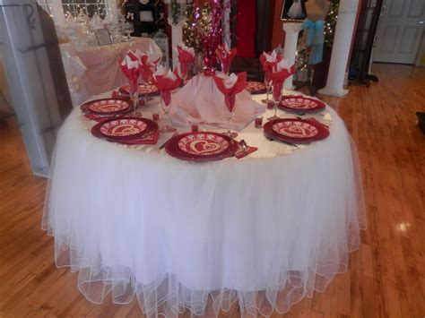 Wedding Tablecloths by Custom Made Wedding Cake Table Tablecloth White Tulle 60 Inch