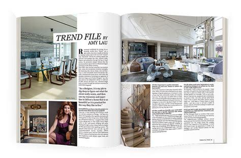 magazines for interior designers boca do lobo coveted magazine top 100 interior designers