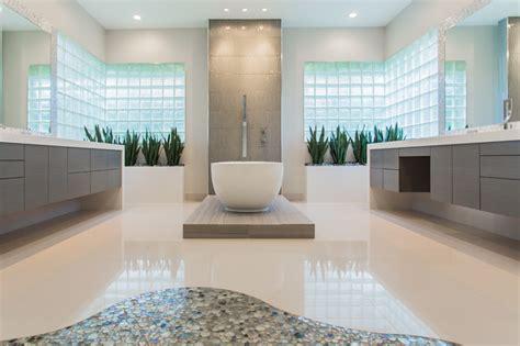 Modern Bathroom Houston Memorial Modern Master Bath Remodel Houston Tx 2015