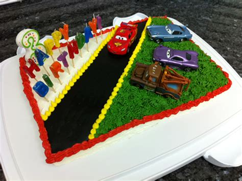 disney cars cake loveinabento