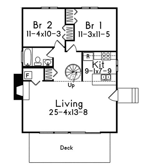 vacation cabin floor plans greeley cove vacation home plan 008d 0140 house plans