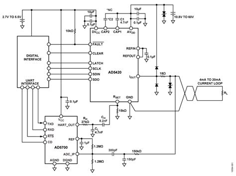 pcb design application note cn0270 circuit note analog devices