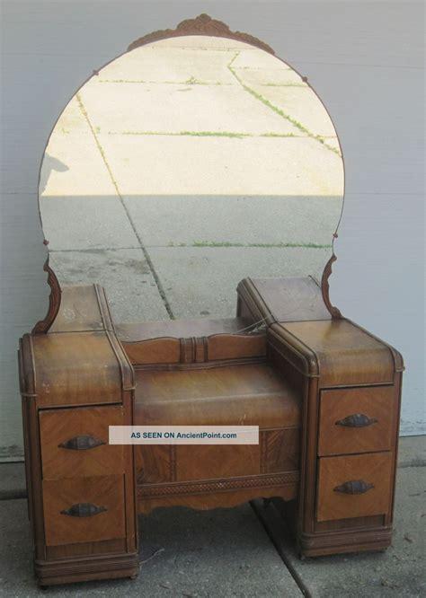 vintage makeup vanity table antique vanity dressing table 1900 1950 photo vanity s