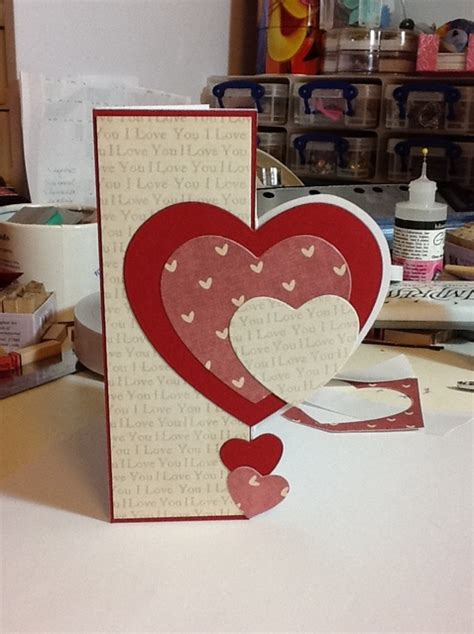 valentines for to make how to make a simple valentines card snapguide