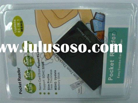 Elicina Pocket 7gr Original Diskon card atm reader card atm reader manufacturers in lulusoso