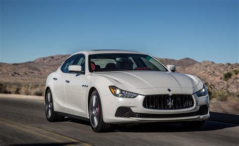 new maserati ghibli 2014 maserati ghibli s q4 photo