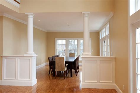 Dining Room Columns by Dining Room Columns