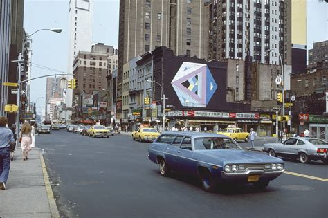 in new york times square 1979 ephemeral new york