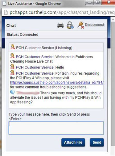 Pch Customer Service Website - introducing our new pch customer service live chat pch blog