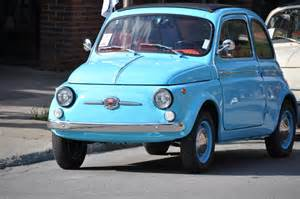 Light Blue Fiat 500 302 Found