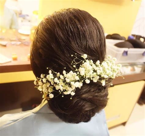 Wedding Hair Ideas For Brides Without Veils   POPSUGAR